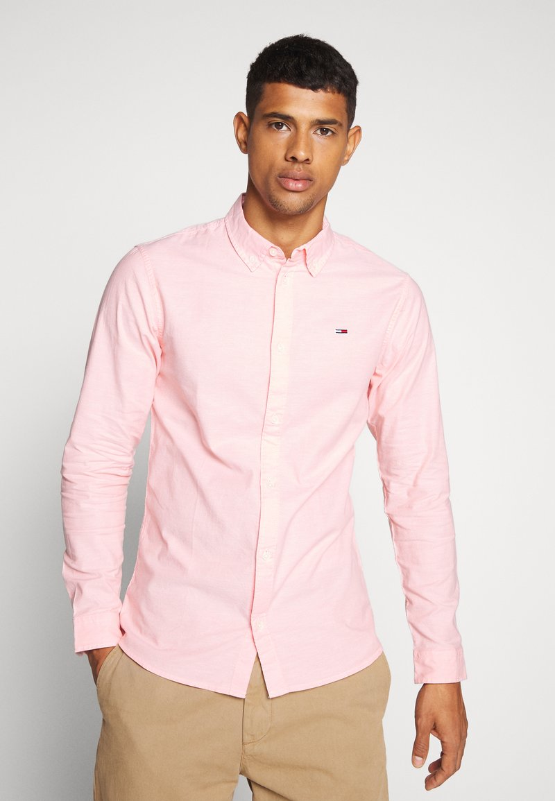Tommy Jeans - Hemd - coral kiss