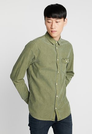 WASHED OXFORD - Chemise - green