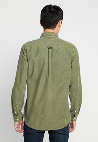 Tommy Jeans - WASHED OXFORD - Chemise - green - 2