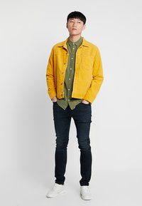 Tommy Jeans - WASHED OXFORD - Chemise - green - 1