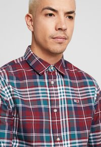 Tommy Jeans - ESSENTIAL - Chemise - burgundy - 4