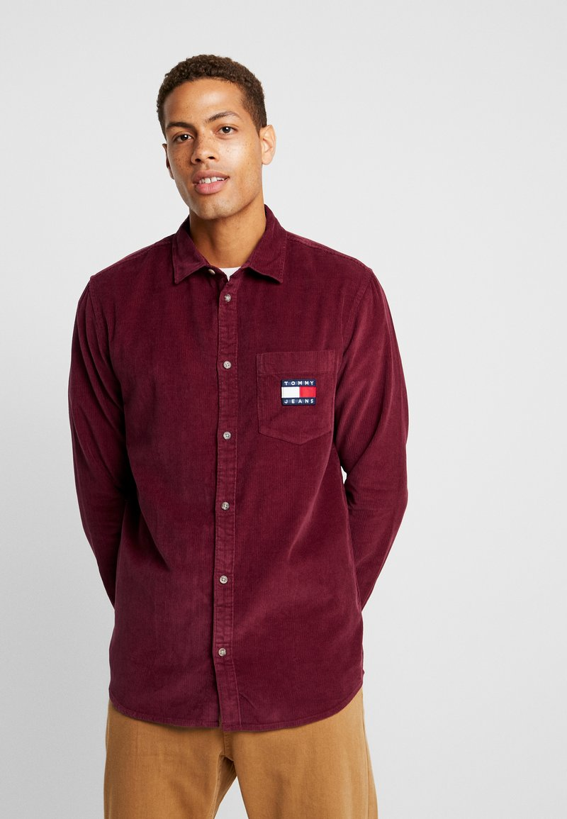 Tommy Jeans - Shirt - burgundy