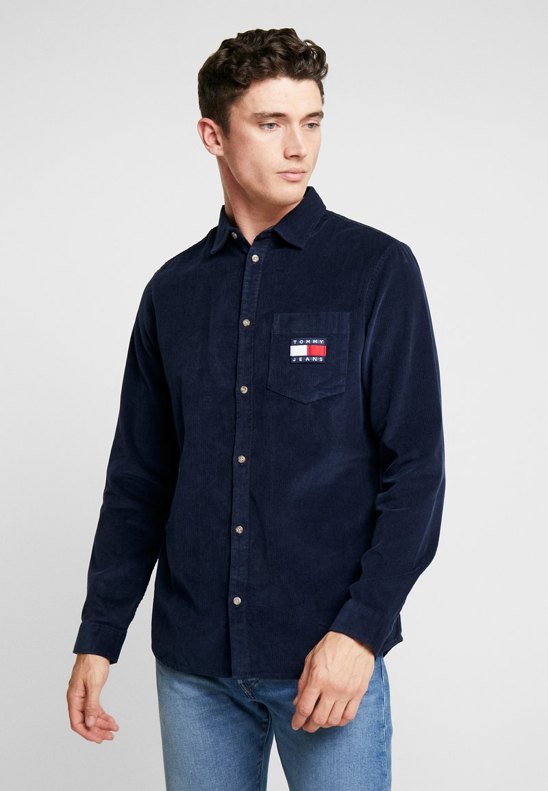 Tommy Jeans - Shirt - black iris