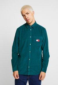 Tommy Jeans - Shirt - atlantic deep - 0