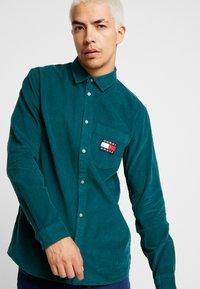 Tommy Jeans - Shirt - atlantic deep - 4