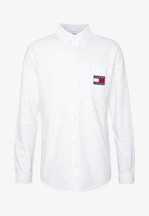 OXFORD BADGE  - Košile - white