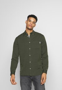 Tommy Jeans - Shirt - cypress - 0
