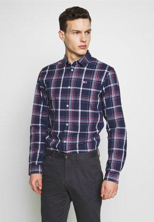 Košile - black iris/multi