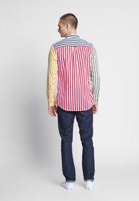 Tommy Jeans - STRIPE MIX - Košile - classic white/multi - 2