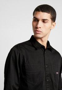 Tommy Jeans - POCKET - Koszula - black - 3