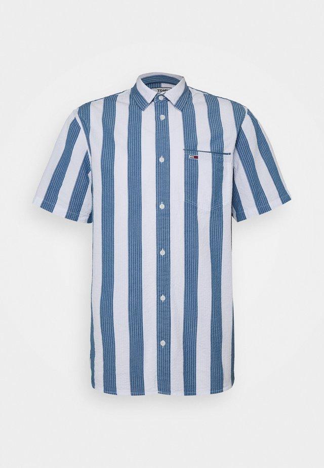 Skjorter - audacious blue/multi