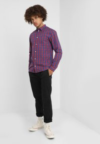 Tommy Jeans - ESSENTIAL - Chino - black - 1