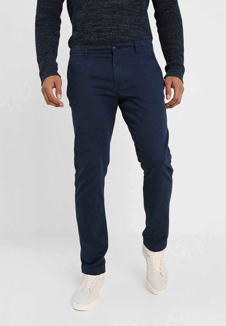 Tommy Jeans - ESSENTIAL SLIM - Chinos - blue