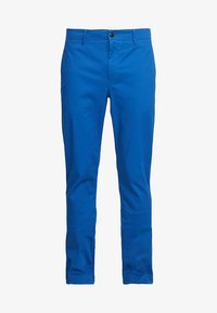 Tommy Jeans - ESSENTIAL SLIM - Chinosy - blue - 4