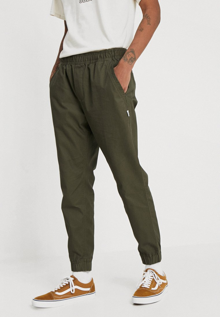 Tommy Jeans - Stoffhose - green