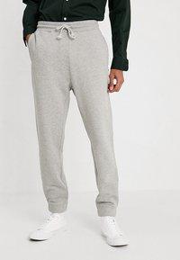 Tommy Jeans - CLASSICS - Pantaloni sportivi - grey - 0