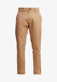 Tommy Jeans - SCANTON PANT - Chinot - brown - 3