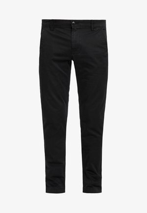SCANTON PANT - Chino - black