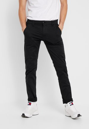 SCANTON PANT - Chino - black