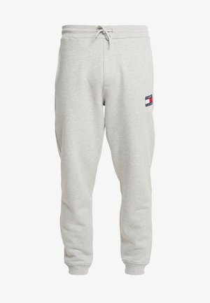 BADGE PANT - Tracksuit bottoms - grey