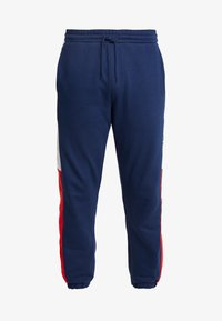 Tommy Jeans - TJM COLORBLOCK SWEATPANT  - Pantalon de survêtement - black iris - 4