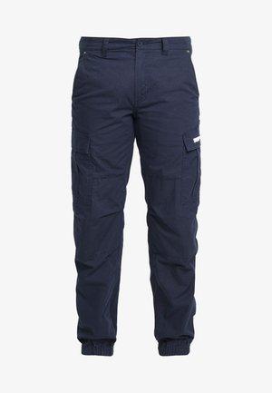 PANT - Pantalon cargo - black iris