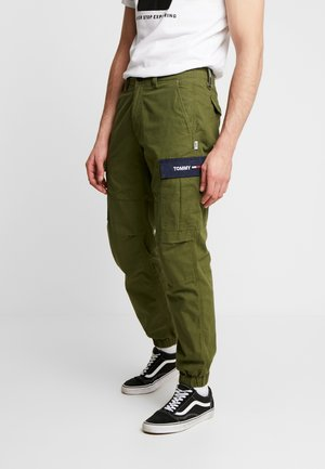 PANT - Cargo trousers - cypress