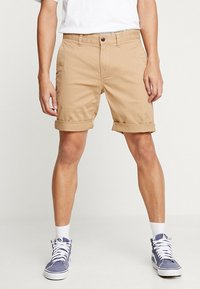 Tommy Jeans - ESSENTIAL - Shorts - brown - 0