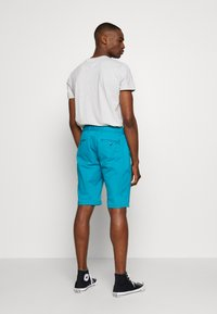 Tommy Jeans - ESSENTIAL - Shorts - exotic teal - 2