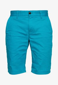 Tommy Jeans - ESSENTIAL - Shorts - exotic teal - 4