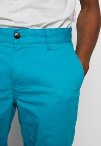 Tommy Jeans - ESSENTIAL - Shorts - exotic teal - 3