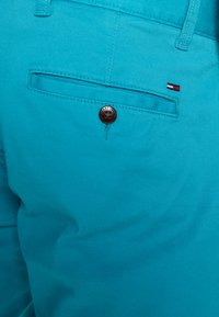 Tommy Jeans - ESSENTIAL - Shorts - exotic teal - 5