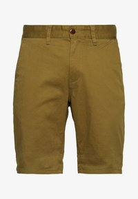 Tommy Jeans - ESSENTIAL - Shorts - uniform olive - 3