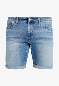 Tommy Jeans - SCANTON - Jeans Shorts - denim - 4