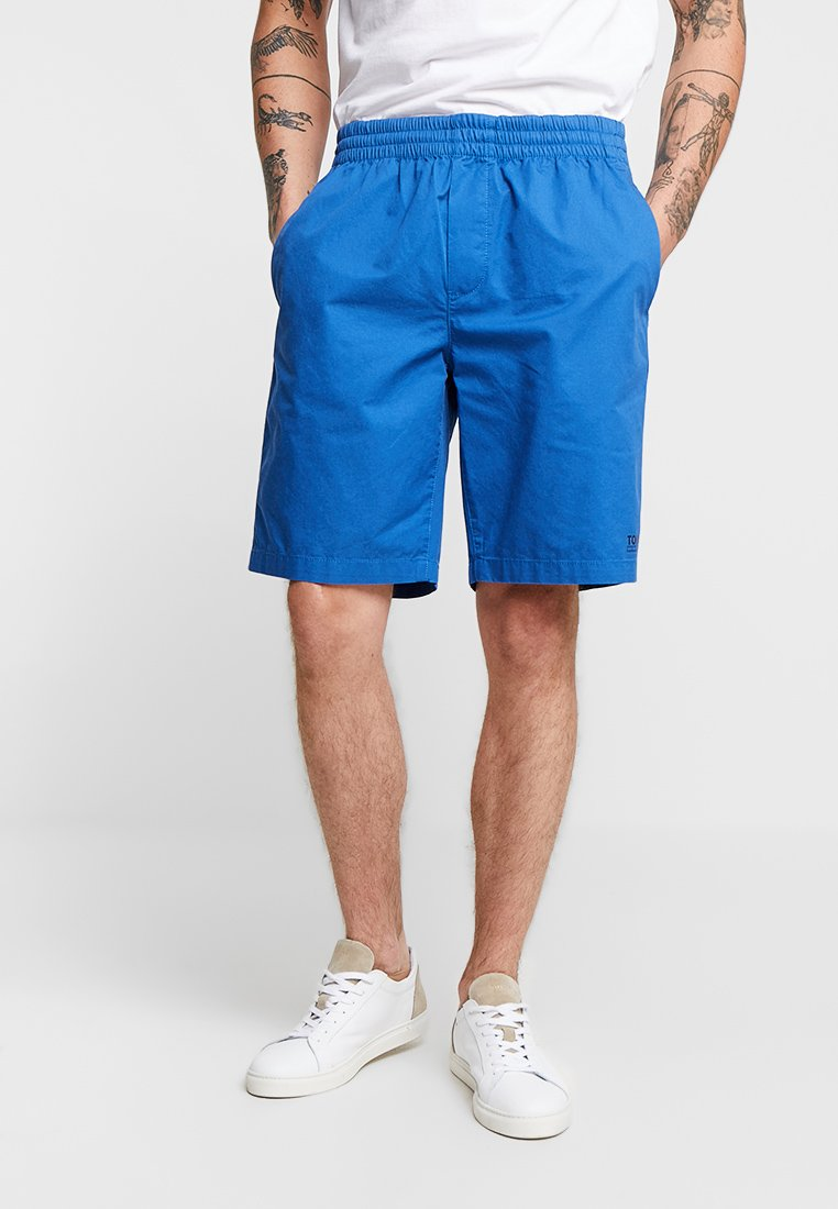 Tommy Jeans - BASKETBALL  - Shorts - blue