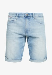 Tommy Jeans - RONNIE BELB - Jeans Shorts - denim - 4