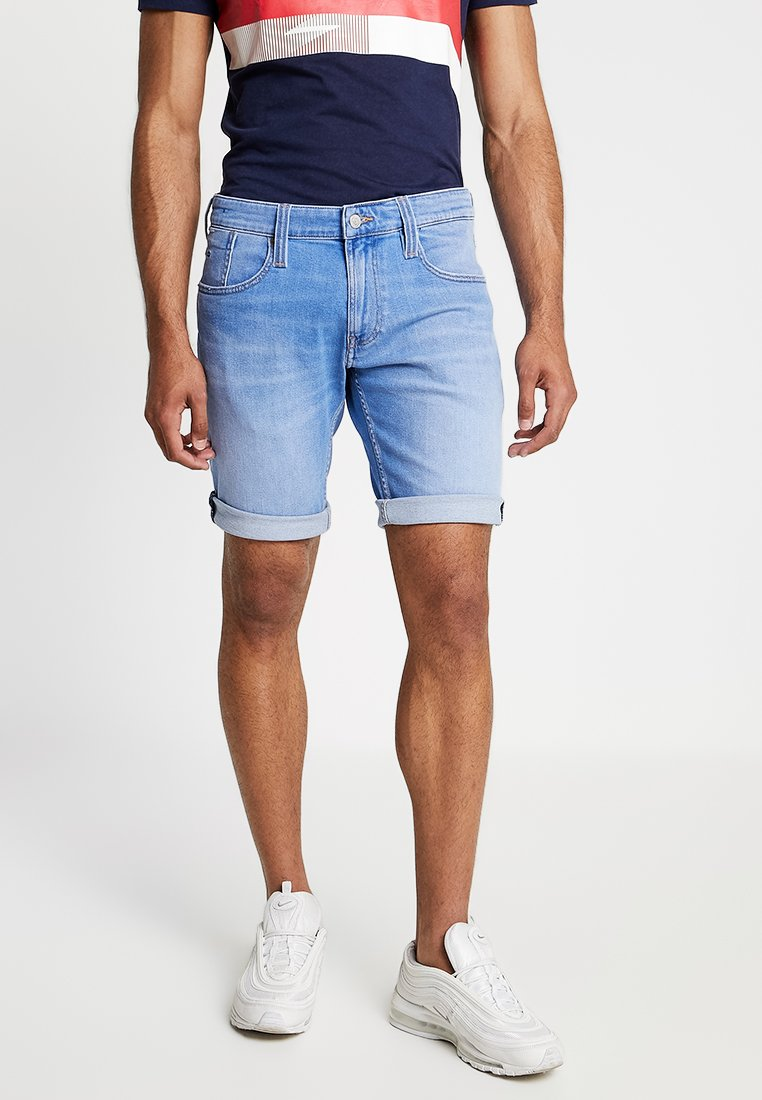 Tommy Jeans - RONNIE - Denim shorts - denim