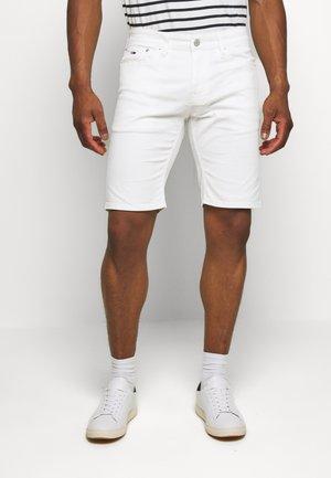 SCANTON  - Jeans Shorts - mars white