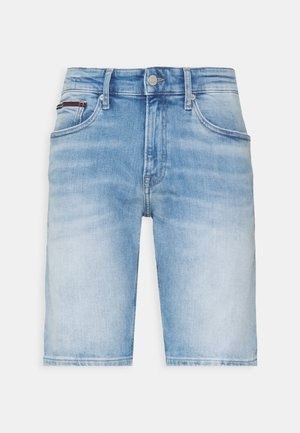 SCANTON  - Shorts di jeans - court light blue