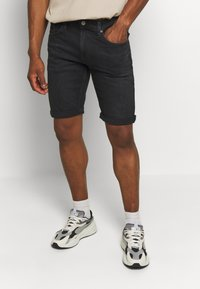 Tommy Jeans - RONNIERELAXED  - Denim shorts - dragon - 0