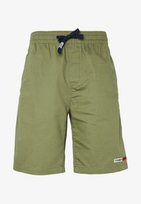 Tommy Jeans - BASKETBALL - Shorts - uniform olive - 3