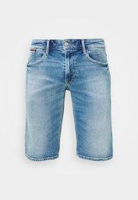 Tommy Jeans - RONNIE  - Denim shorts - barton light blue - 3