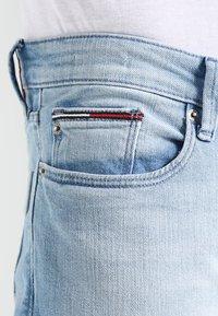 Tommy Jeans - SLIM SCANTON BELB - Jean slim - berry light blue - 3