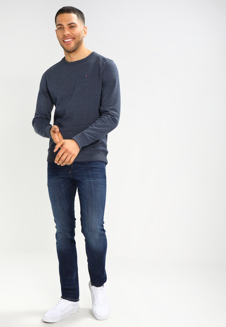 SKINNY SIMON Jeans Skinny Fit dynamic true dark