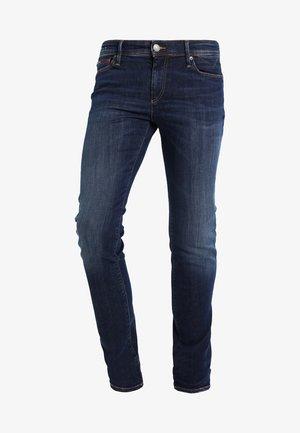 SKINNY SIMON - Jeans Skinny - dynamic true dark