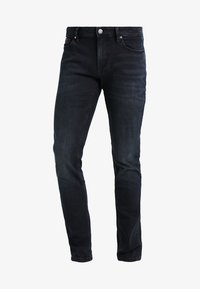 Tommy Jeans - SLIM SCANTON COBCO - Slim fit -farkut - cobble black comfort - 5