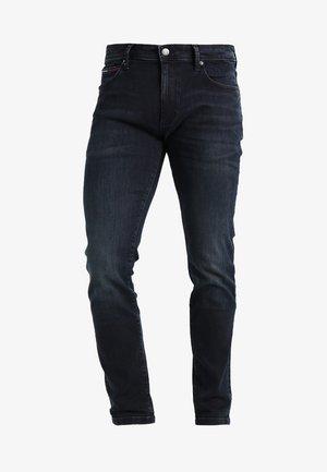 SKINNY SIMON - Jean slim - cobble black