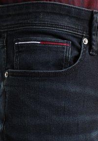 Tommy Jeans - SLIM TAPERED STEVE COBCO - Slim fit jeans - cobble black comfort - 3
