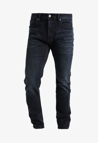 Tommy Jeans - SLIM TAPERED STEVE COBCO - Slim fit jeans - cobble black comfort - 6