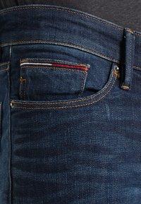 Tommy Jeans - SLIM SCANTON DACO - Slim fit jeans - dark - 3